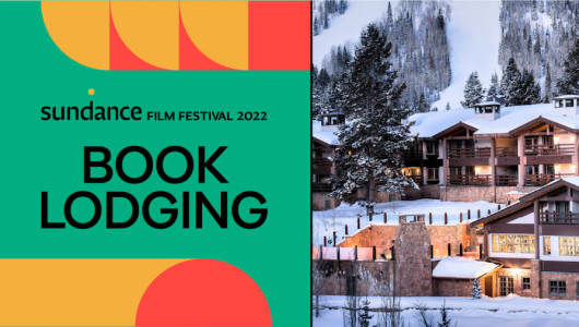 Sundance Film Festival 2022 Book Lodging