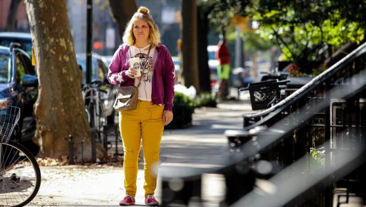 Jillian Bell appears in  Brittany Runs A Marathon by Paul Downs Colaizzo, an official selection of the Shorts Programs at the 2019 Sundance Film Festival. Courtesy of Sundance Institute   photo by Jon Pack.   All photos are copyrighted and may be used by press only for the purpose of news or editorial coverage of Sundance Institute programs. Photos must be accompanied by a credit to the photographer and/or 'Courtesy of Sundance Institute.' Unauthorized use, alteration, reproduction or sale of logos and/or photos is strictly prohibited.